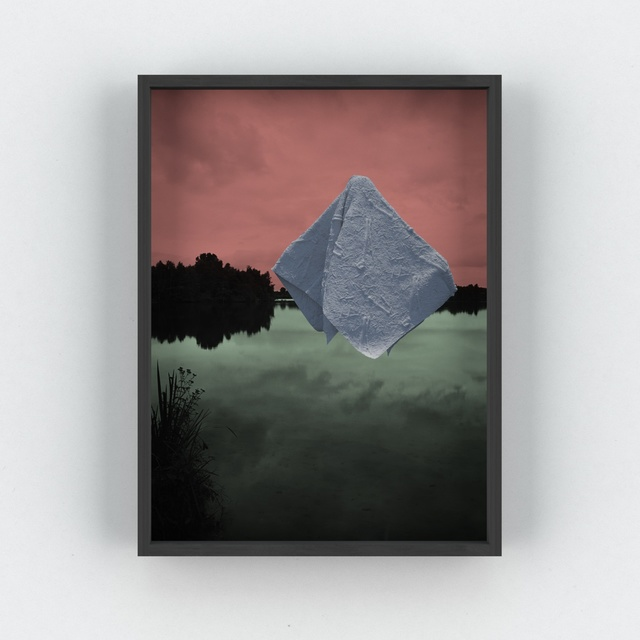 , 'Lake IV 2006/2019 (Revisited),' 2019, Studios New Amerika