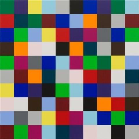 , 'Untitled (HZ 2011 - 100),' 2011, Galería Juana de Aizpuru
