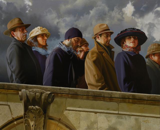 Heriberto Cogollo, 'The Intruder', 2013, Thomas Monahan Fine Art