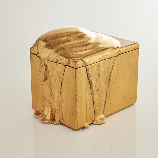 Nancy Lorenz, 'Red Gold Pour Box', 2019, R & Company