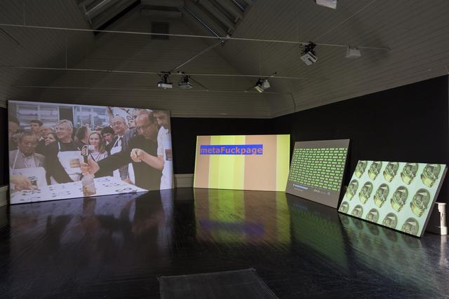 , 'Recall,' , Den Frie Centre of Contemporary Art