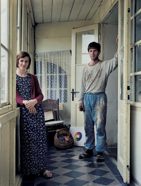 , 'Lenka & Marek,' 2002, Rosier Gallery