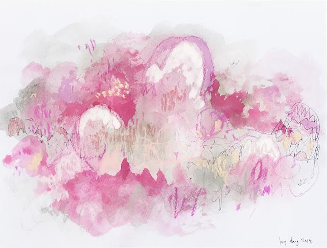 , 'Pink Clouds 1,' 2018, Jen Mauldin Gallery
