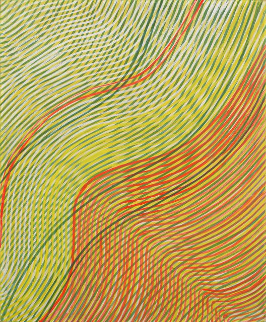 , 'Floating Red,' 1967, Waterhouse & Dodd