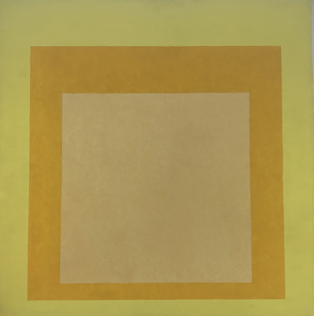 , 'Study for homage to the square,' 1966, Dan Galeria