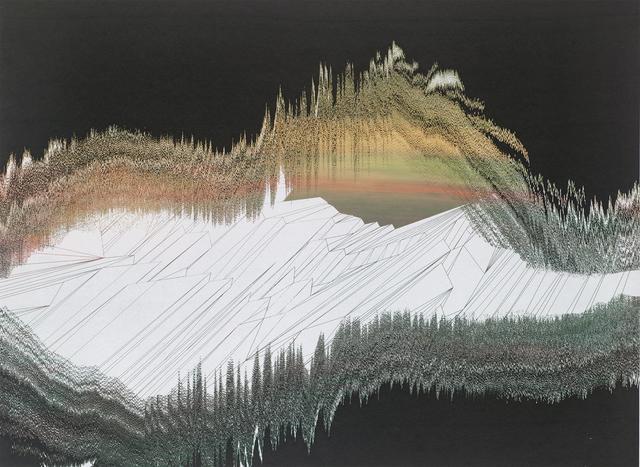 , 'Fictional Landscape VII,' 2018, BBA Gallery
