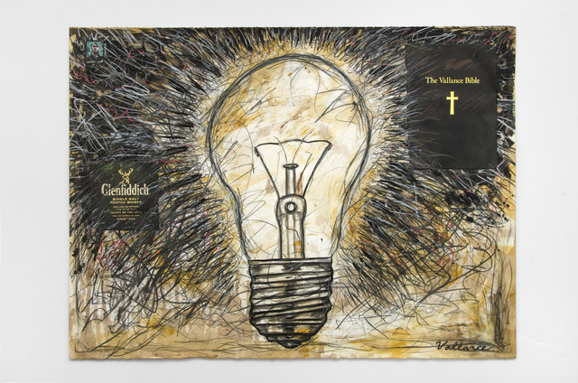 , 'Light Bulb/Glenfiddich,' 2016, Edward Cella Art and Architecture