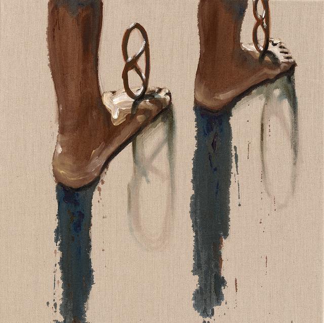 , 'Brezel, balance on the beach,' 2016, Artdepot