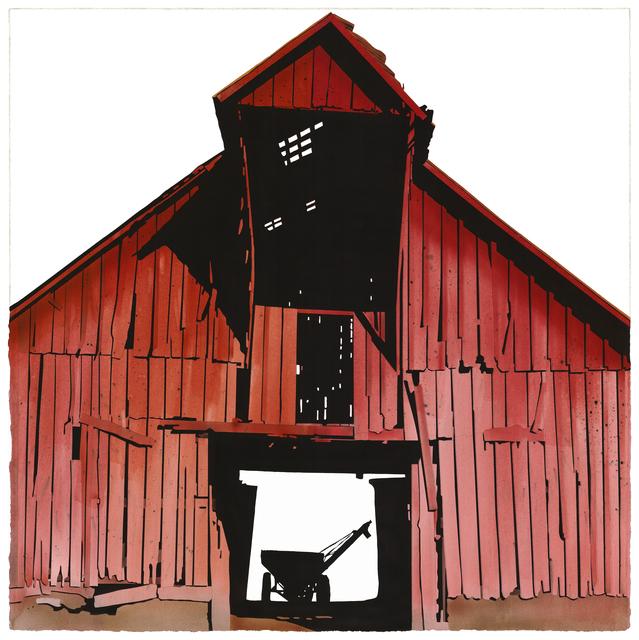 , 'Washington County Red Barn,' 2013, Friesen Gallery