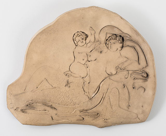 , 'Cupid and Nymph,' 1951, Rosenberg & Co.