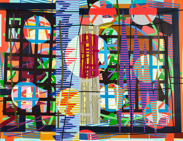 , 'Zydeco Z's,' 1998, Allan Stone Projects