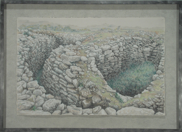 Leila Daw, 'Ballowell Cairn', 2006, Atrium Gallery