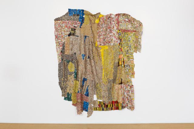 , 'Dzi I,' 2015, October Gallery