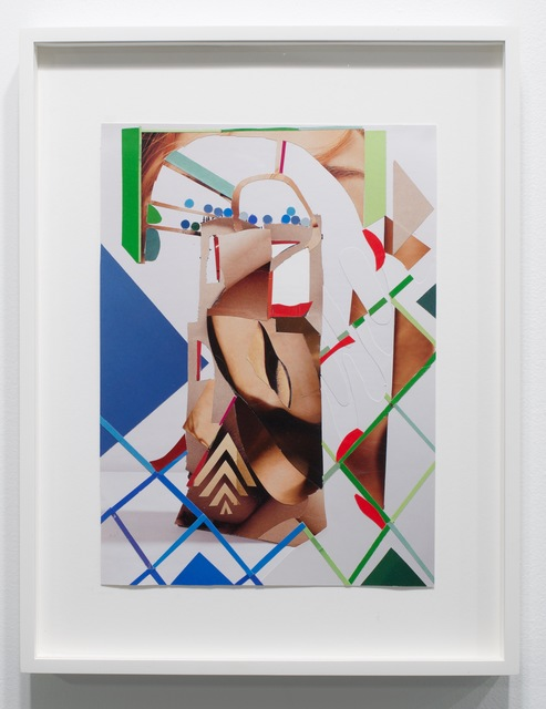 , 'Architectural Archetype,' 2017, MARQUEE PROJECTS