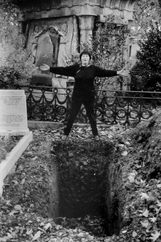 , 'The Final Project [Graveyard 2],' 1991-1992, Richard Saltoun
