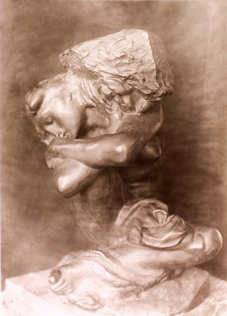 , 'Cariatide (Caryatid) ,' ca. 1915, Huxley-Parlour
