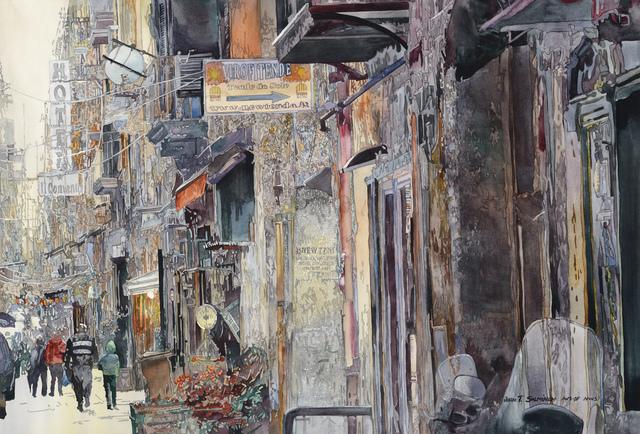 , 'Napoli,' , Stremmel Gallery