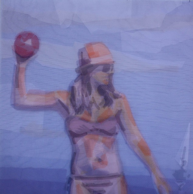 , 'Imagefall no:7,' 2014, C24 Gallery