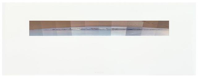 Jan Dibbets, 'Panorama Sea', 1971, Cristea Roberts Gallery
