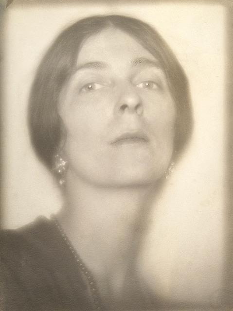 Margaret Watkins, 'Self Portrait', 1919, Photography, Vintage platinum/palladium print, Robert Mann Gallery