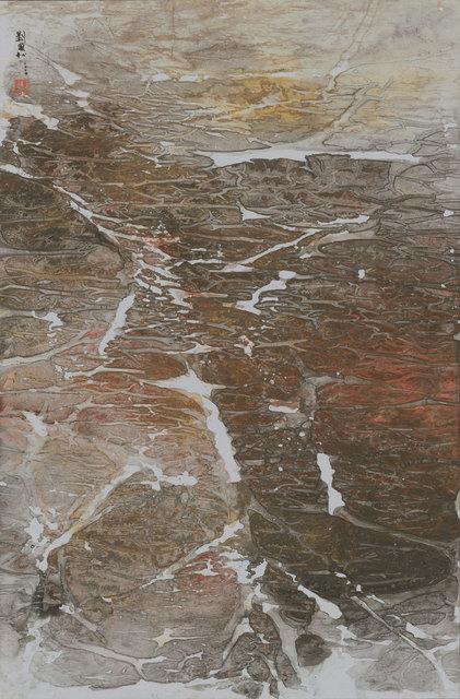 , 'Sound of Melting Snow, Tibetan Suite Series No.57,' , Capital Art Center