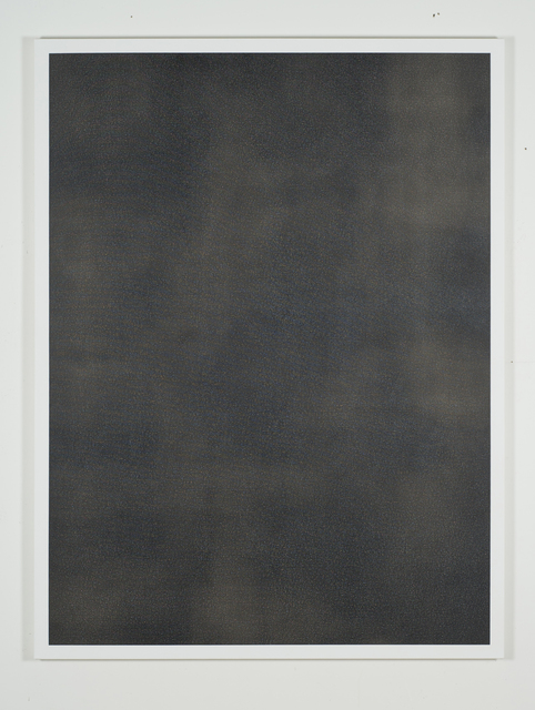 , 'Grey Volume Painting - Always Hurting,  The One I Love,' 2016, Wilding Cran Gallery