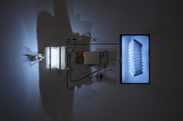 , 'Bellows,' 2013, McClain Gallery