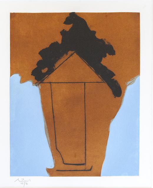 Robert Motherwell, 'The Persian II', 1985, International Print Center New York (IPCNY) Benefit Auction