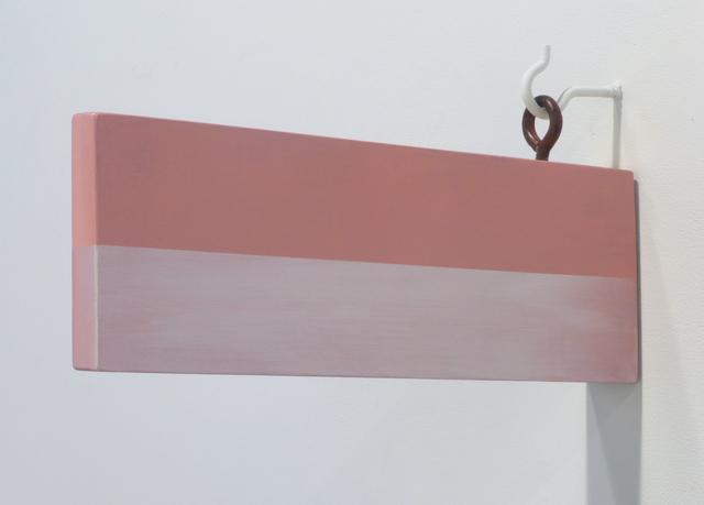 Kevin Finklea, 'Lost & Found #6', 2021, Sculpture, Acrylic on douglas fir, Margaret Thatcher Projects