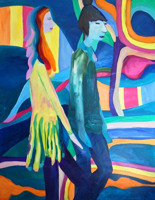 , 'Tropical House Mix,' 2016, Luis De Jesus Los Angeles