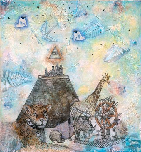 , 'In A World of My Own: Safari Pyramid,' 2017, Artify Gallery