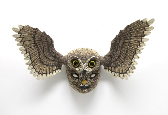 , 'Night Owl,' 2019, Beinart Gallery