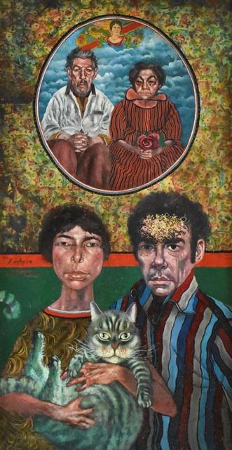 Noel Rockmore, 'Memorial Family Portrait', 1967, Amanda Winstead Fine Art