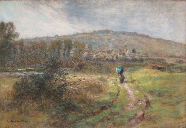 , 'Chemin face à Chartèves,' 1913, Taylor   Graham