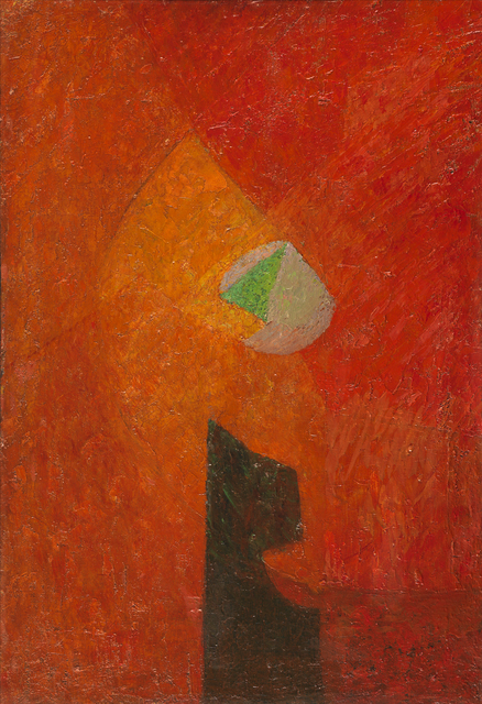 Joseph Lacasse, 'Lumiere', ca. 1940, Painting, Oil on canvas, Whitford Fine Art