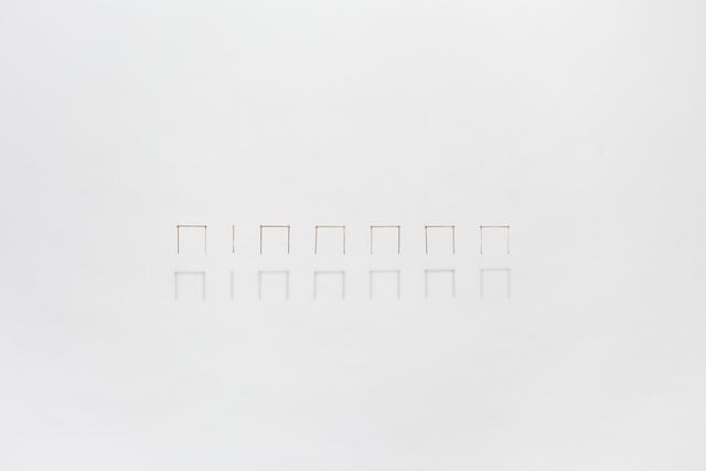 , 'Barritas,' 2017, Galerie Denise René