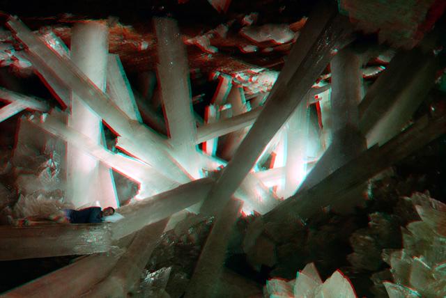 , 'Crystal Cave (Sleeping),' 2009, Galeria Luisa Strina