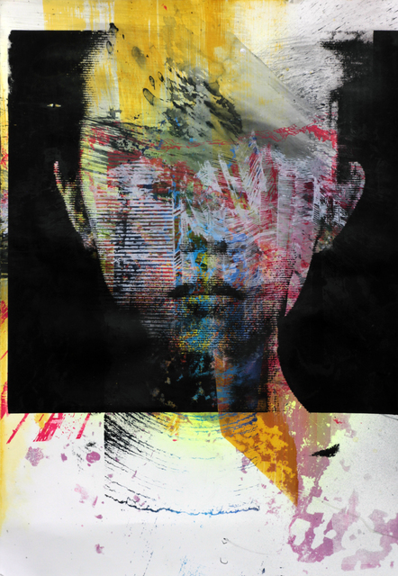 Yoakim Bélanger, 'Light Warrior V', 2017, Galerie LeRoyer