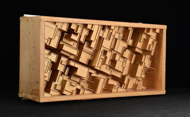 , 'urban organism concept model 5b ,' 2013, Litvak Contemporary