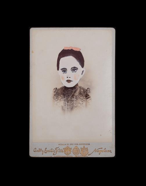 Andrea Lería, 'Archivum -selfies-, Selfie #2', 2019, Isabel Croxatto Galería