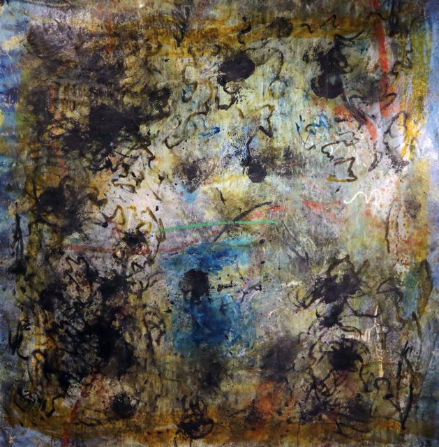 , 'Life And Universe I,' 2015, 11 [HellHeaven]