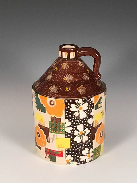 , 'Vintage Rust Whiskey Jug,' 2017, Cerbera Gallery