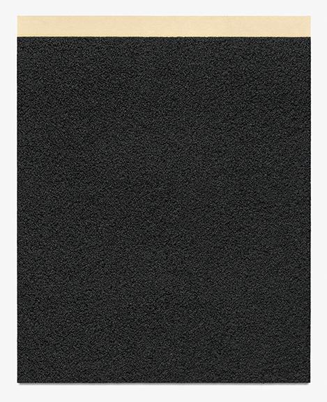Richard Serra, 'Elevational Weight II', 2016, Print, Hand-applied Paintstik and silica on handmade paper, Upsilon Gallery