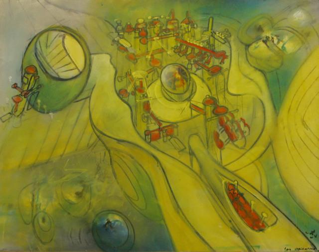 , 'LES ORIENTEURS,' 1964, Gary Nader