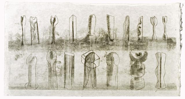 , 'Untitled (#722),' ca. 1950 , Carl Solway Gallery