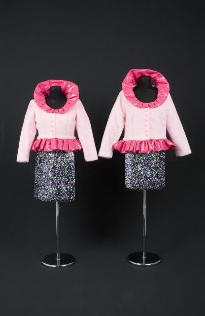 , 'Costume des artistes EVA & ADELE,' 1993, Musée d'Art Moderne de la Ville de Paris