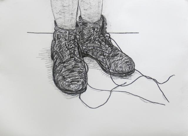 , 'Boots,' 2015, Galleri Urbane