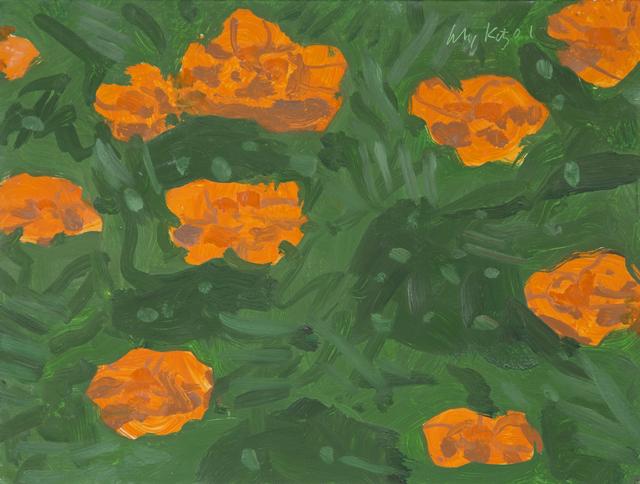 , 'Marigold #1,' 2001, Peter Blum Gallery