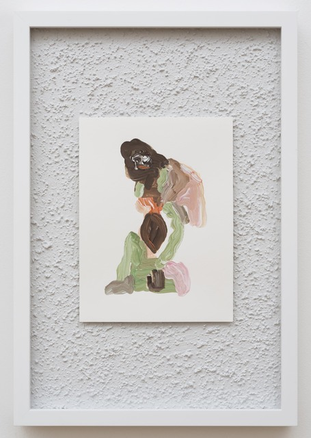 , 'Fitted ,' 2017, Western Exhibitions