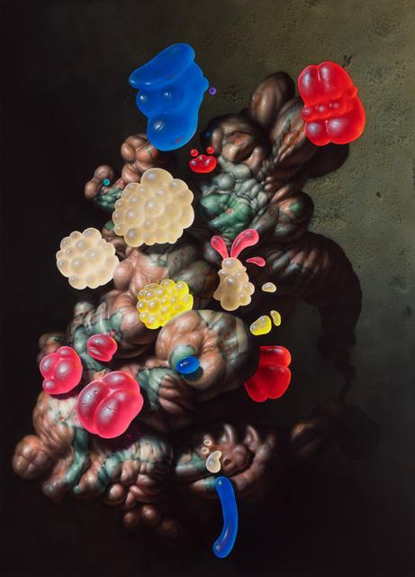 , 'Hanged Mother Wolf Bouquet,' 2017, Richard Heller Gallery